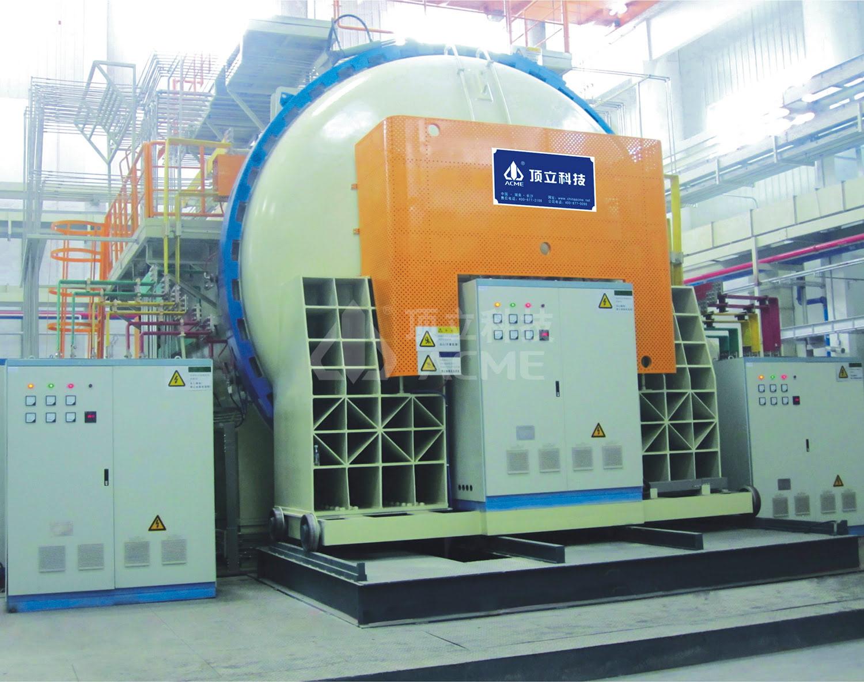 卧式化学气相沉积炉(SiC、BN)