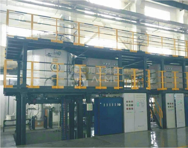 立式化学气相沉积炉(SiC、BN)