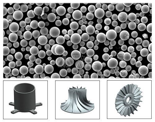 球形钛及钛合金粉末