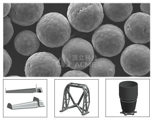 球形铝合金系列粉末