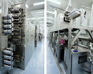 连续式预氧化炉