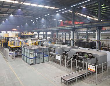 废弃线路板资源化回收处理系统