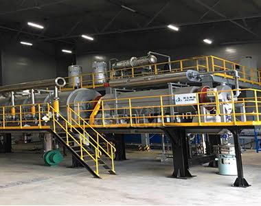 工业垃圾综合处理系统