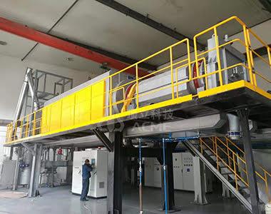 活性炭制备(再生利用)成套装备