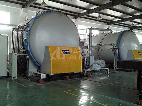 真空碳化炉