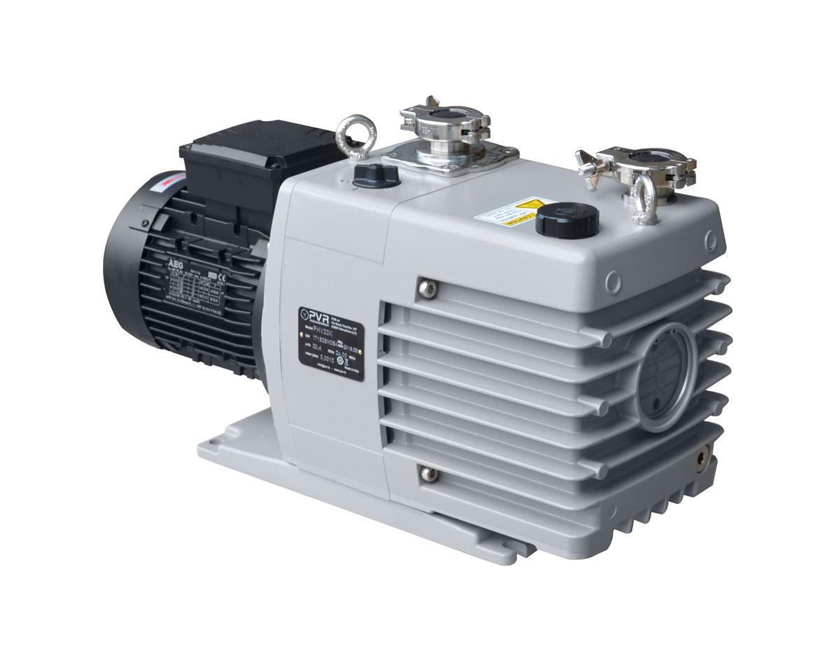 PHV系列双级旋片泵