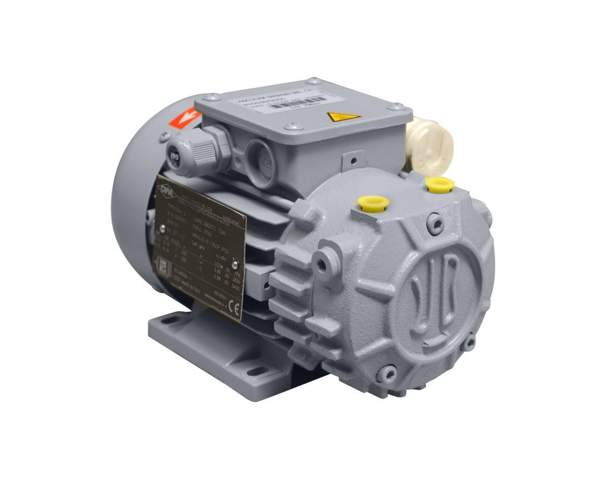 VD 系列干式旋片泵