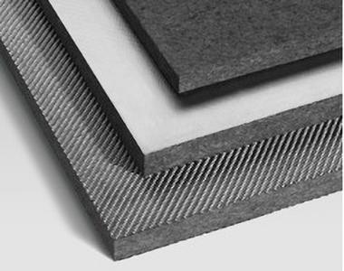 高纯碳纤维隔热材料