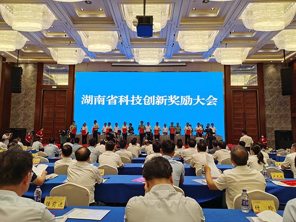 【喜讯】顶立科技项目获湖南省科技进步二等奖